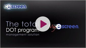 eScreen for DOT Employers