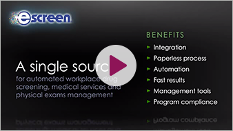 Health-eScreen for Employers